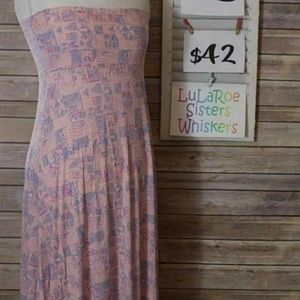 Brand New L Lularoe Maxi Skirt